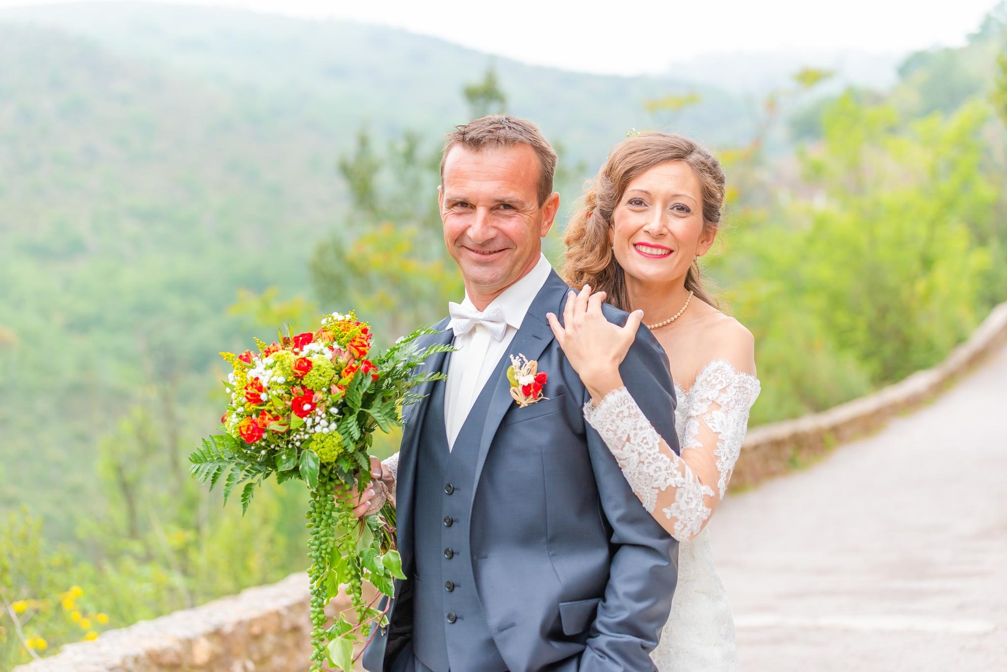 Fabienne et Nicolas / Photographe de mariage 66
