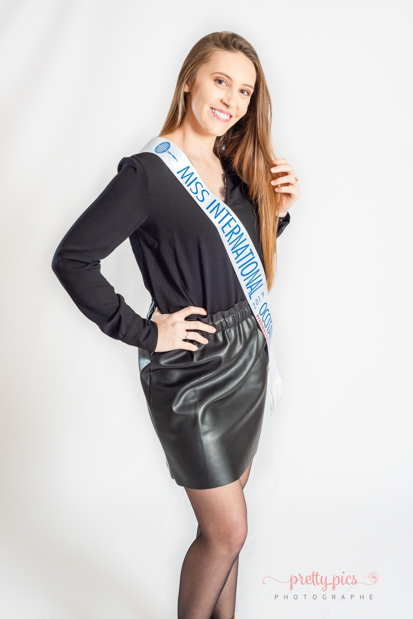 Tiphaine Stégura, Miss International Occitanie 2019