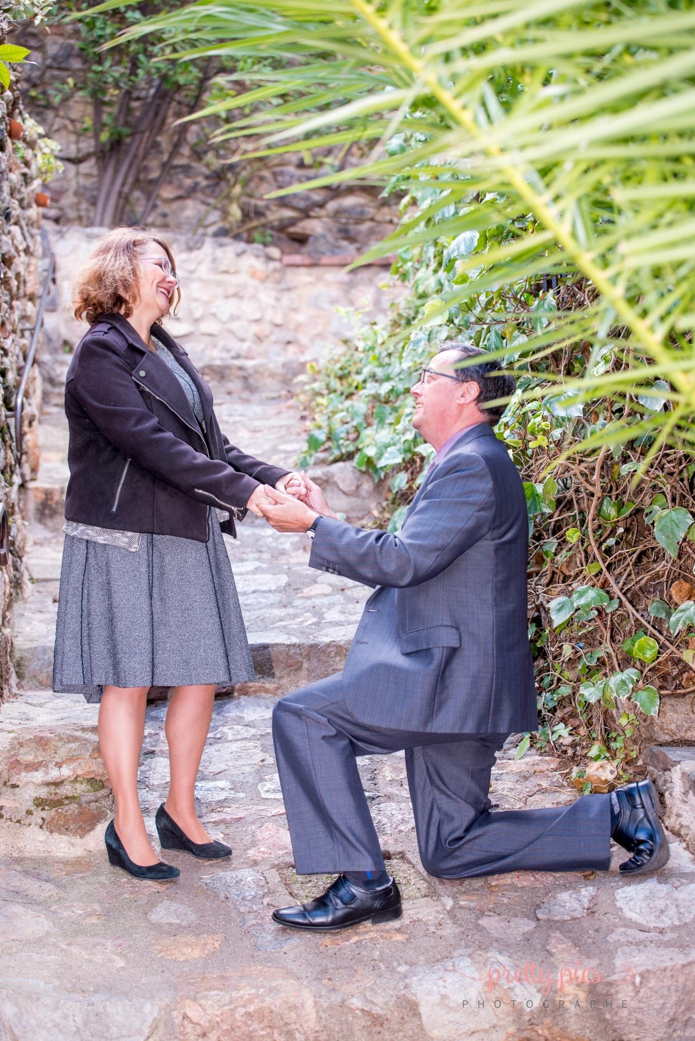 Marie-Michèle et Pascal, séance de couple