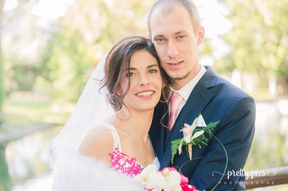 Amélie et Quentin: le Mariage !