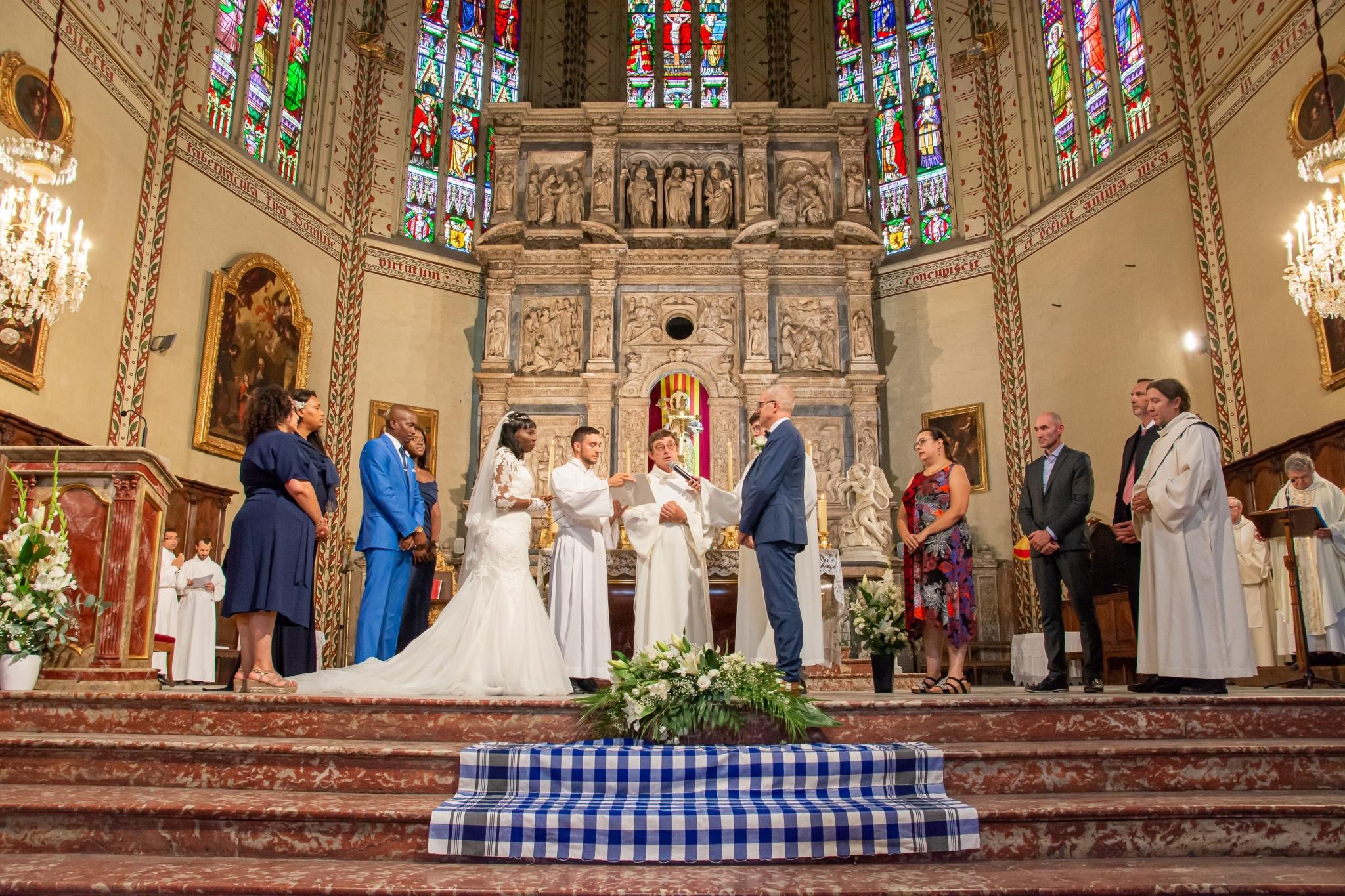Mariage de Rolande & Emmanuel