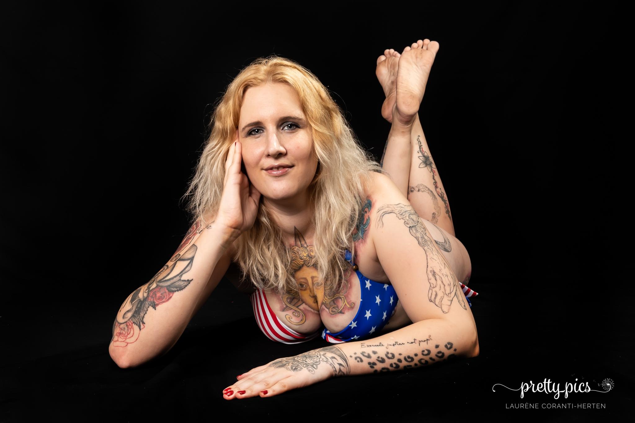 Séance Américaine de Claudine