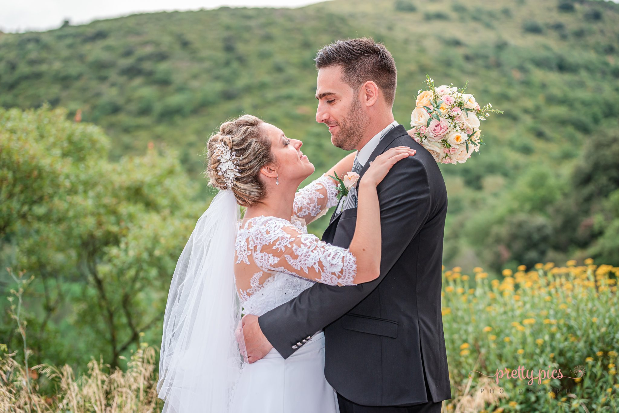 Photos de mariage Nelly et William