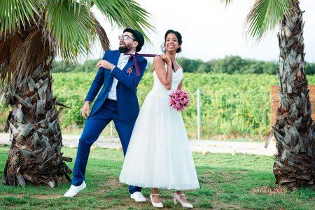 Mariage de D & G
